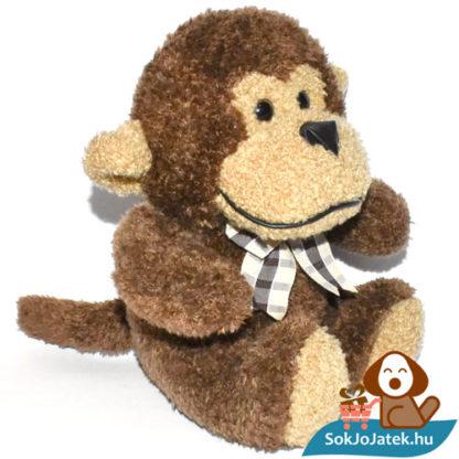 Joe, a csokornyakkendős plüss majom jobbról