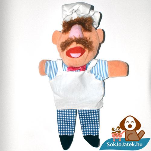 Muppet Show svéd szakács kesztyűbáb
