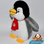 Erste Bank plüss pingvin balról