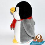 Erste Bank plüss pingvin oldalról