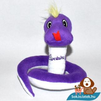 Choclairs lila plüss kígyó