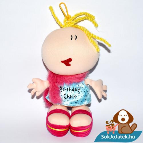 Szülinapi csajszi plüss (Birthday Chick)