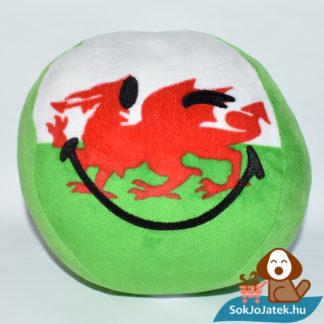 Smiley World zászlós plüss labda - Wales