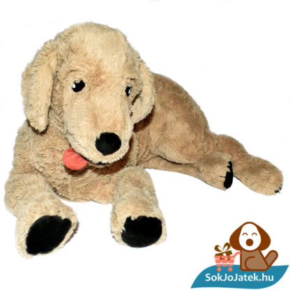 Gosig Golden Ikea plüss kutya - 70 cm jobbról