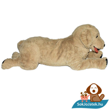 Gosig Golden Ikea plüss kutya - 70 cm oldalról