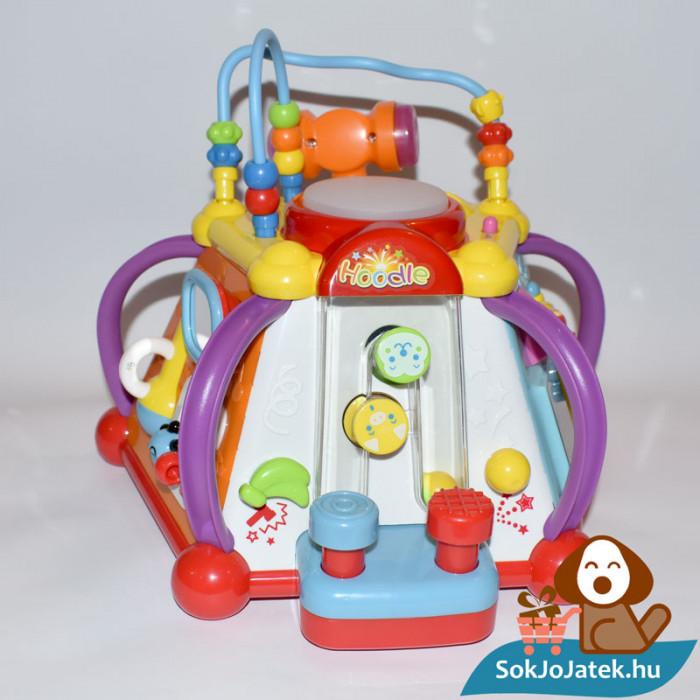 Mappy Toys tevékenységi központ játék oldalról