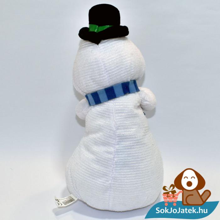 Cidri - Dr. Plüssi hóember plüss hátulról