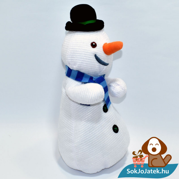 Cidri - Dr. Plüssi hóember plüss jobbról