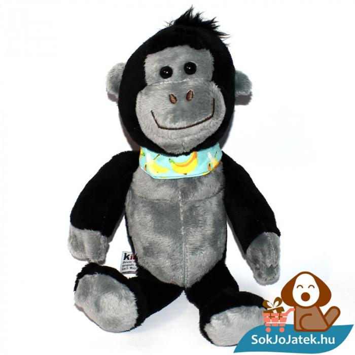 Kinder plüss majom banános kendővel