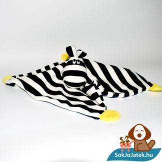 Klappa zebra szundikendő (IKEA)