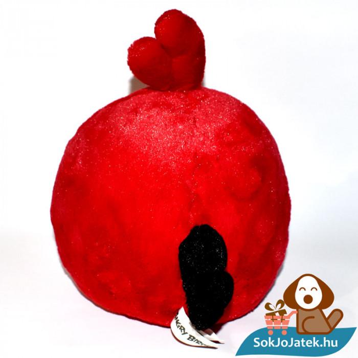 Angry Birds Red Bird Piros madár plüss (Whitehouse) hátulról