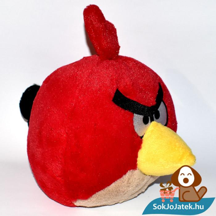Angry Birds Red Bird Piros madár plüss (Whitehouse) jobbról
