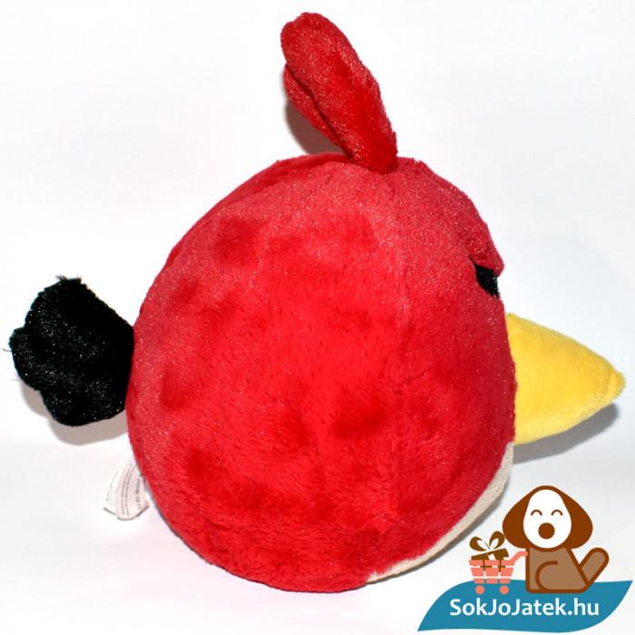 Angry Birds Red Bird Piros madár plüss (Whitehouse) oldalról