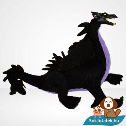 Maleficent plüss sárkány (Csipkerózsika), oldalról