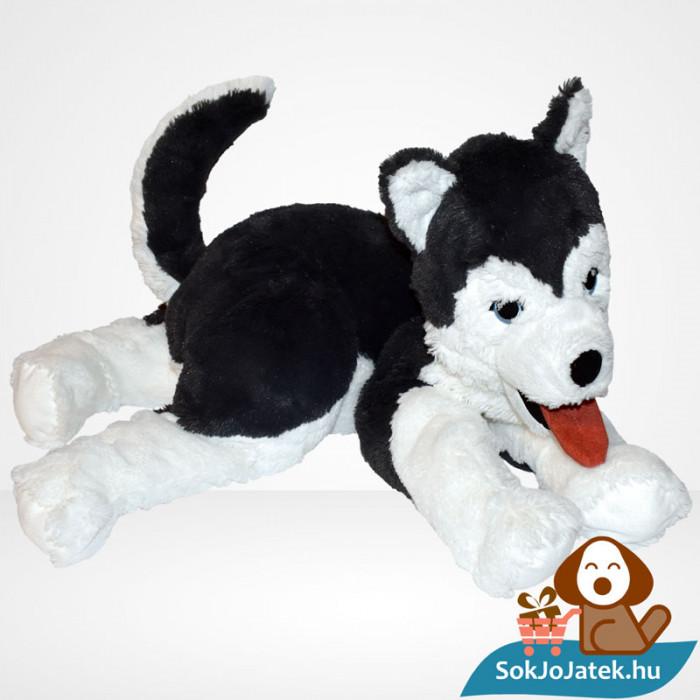 Szibériai husky plüss kutya (Livlig, IKEA)