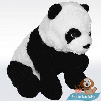 KRAMIG plüss panda maci (Ikea), jobbról
