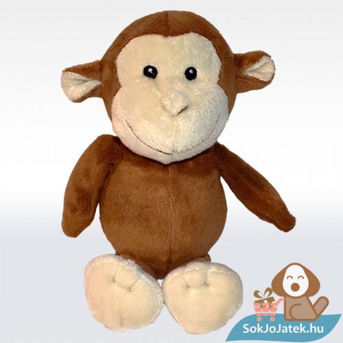 Kinder barna plüss majom