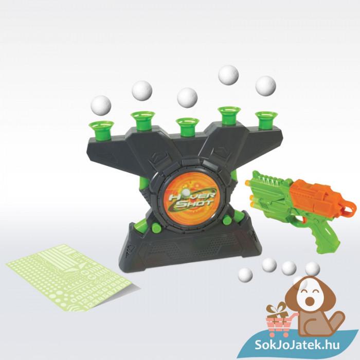 Lebegő Labda Céllövölde 2.0 – Ügyességi Játék (Merchant Ambassador), játék közben