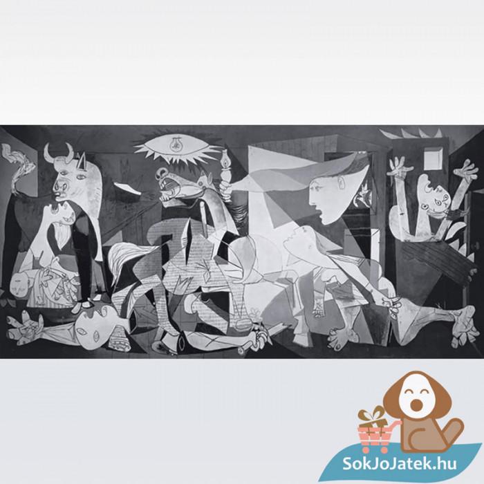 Pablo Picasso: Guernica - 1000 db-os Educa mini puzzle (14460), a kép