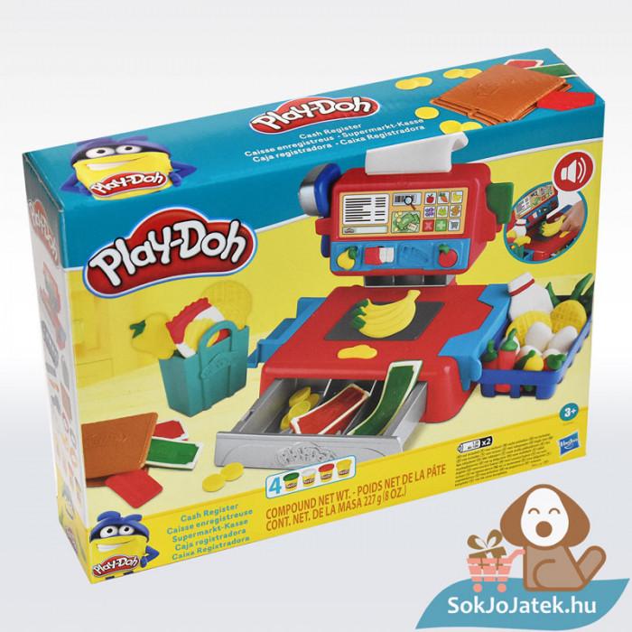Play-Doh: Pénztárgép szett gyurma készlet, jobbról