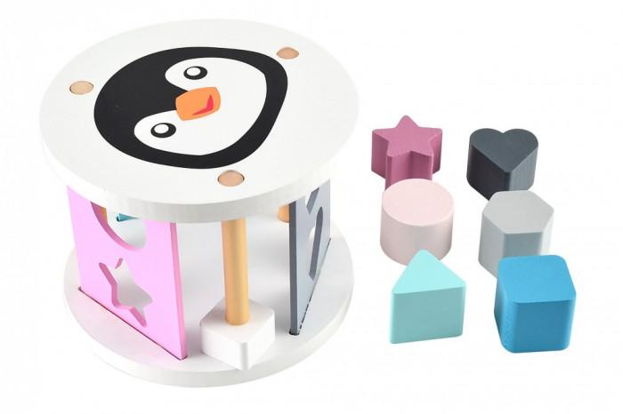 Pingvines fa formaválogató játék Magni - kép 4