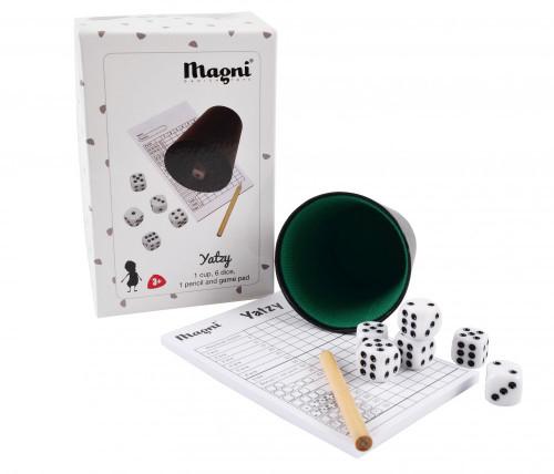 Kockapóker játék, Magni - kép 3