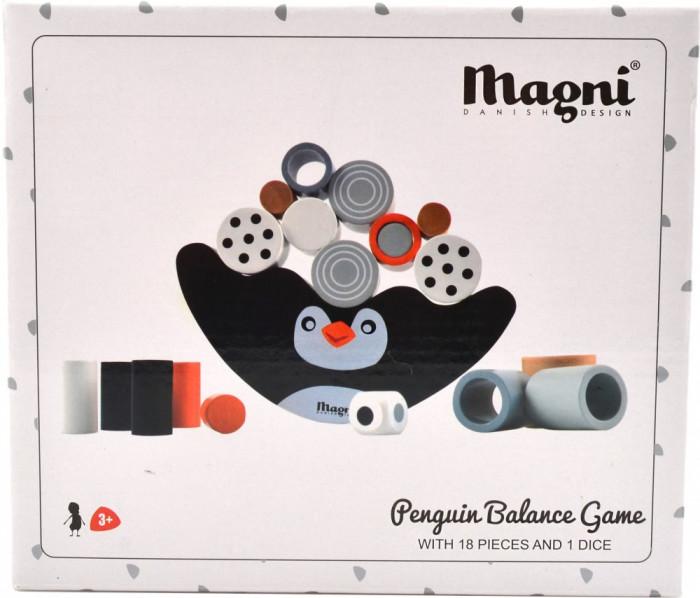 Pingvin egyensúlyozó fajáték, Magni, kép 4