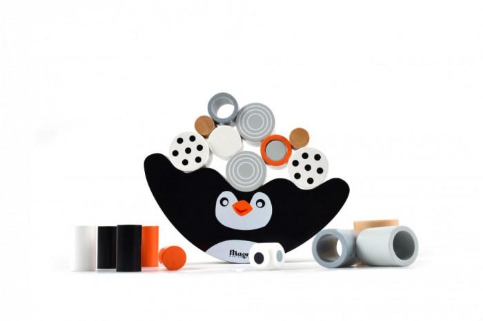 Pingvin egyensúlyozó fajáték, Magni, kép 3