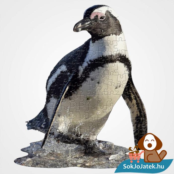 100 db élethű pingvin forma kirakó junior - Wow Toys kirakott kép