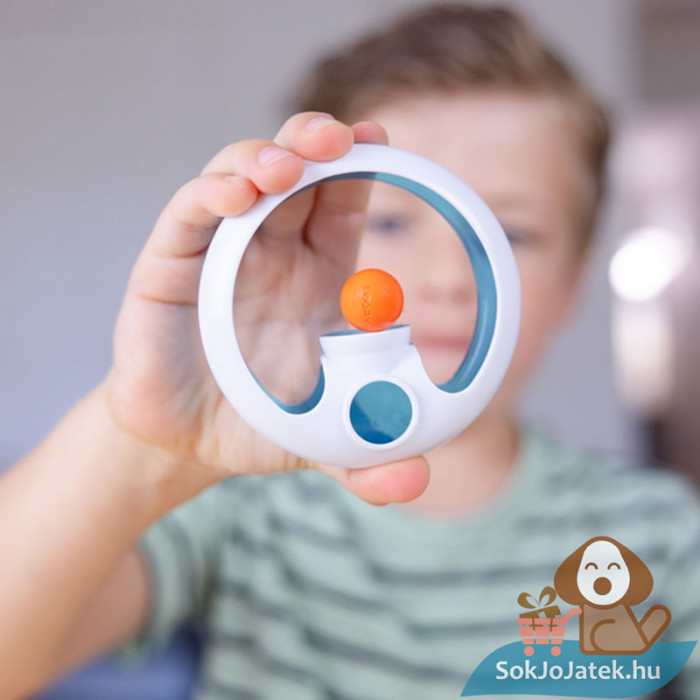 Loopy Looper Hoop - kék, játék közben