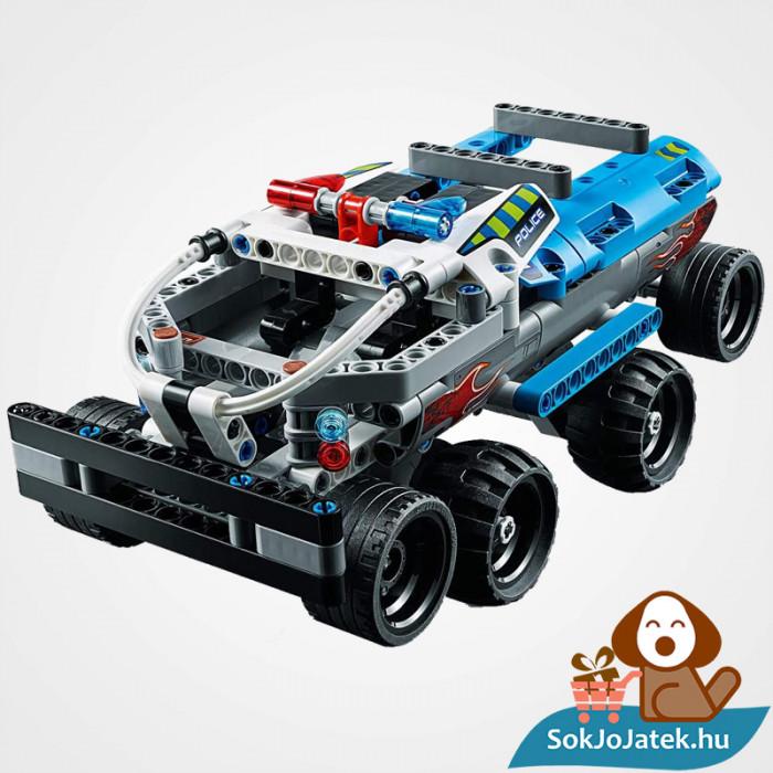 Lego Technic 42091 - Lendkerekes rendőrségi üldözés összeépítve 2