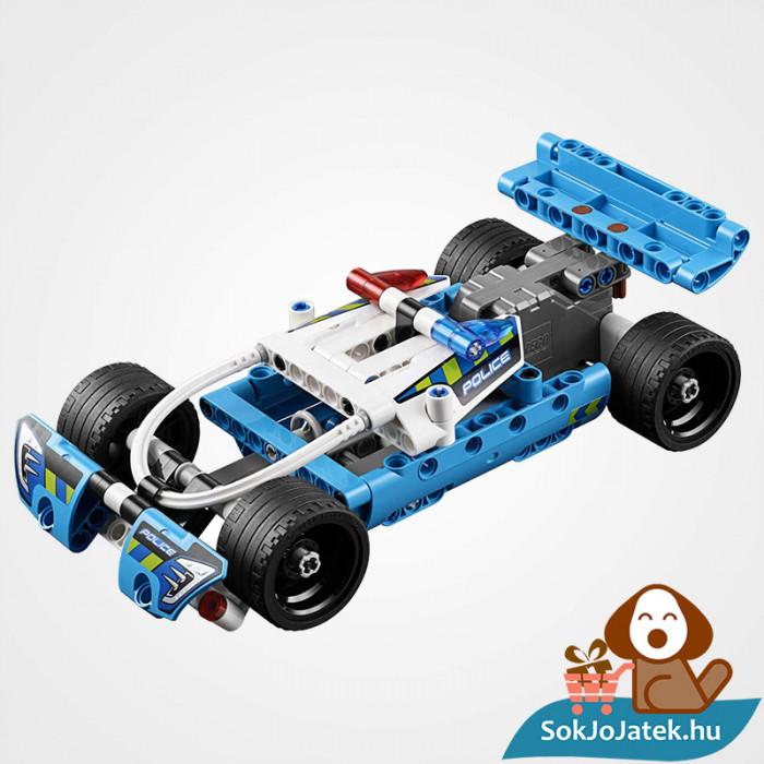 Lego Technic 42091 - Lendkerekes rendőrségi üldözés összeépítve 1