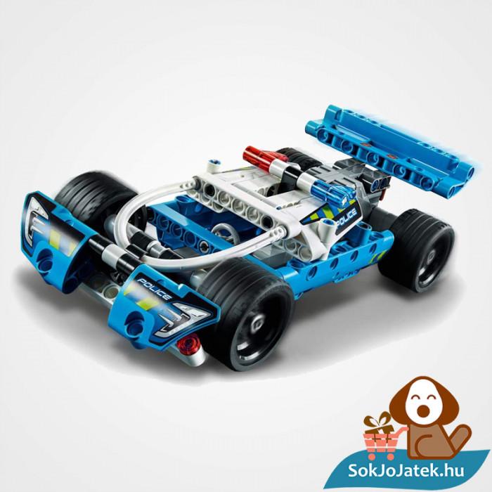 Lego Technic 42091 - Lendkerekes rendőrségi üldözés összeépítve üldözés közben