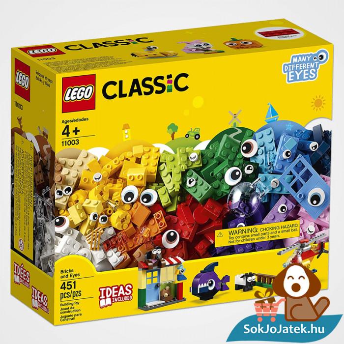 Lego Classic 11003 - Klasszikus szemek doboza előről