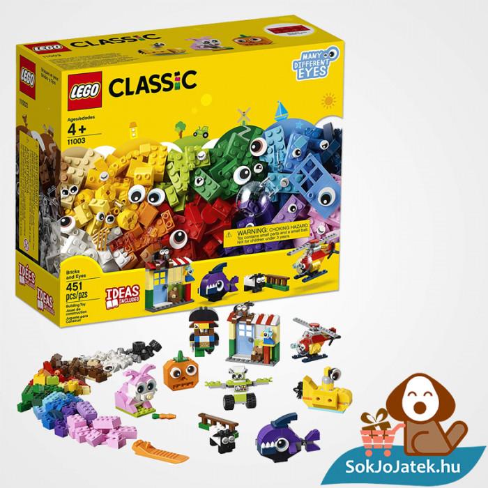 Lego Classic 11003 - Klasszikus szemek