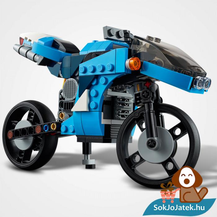 Lego Creators 31114 Szupermotor első verzió