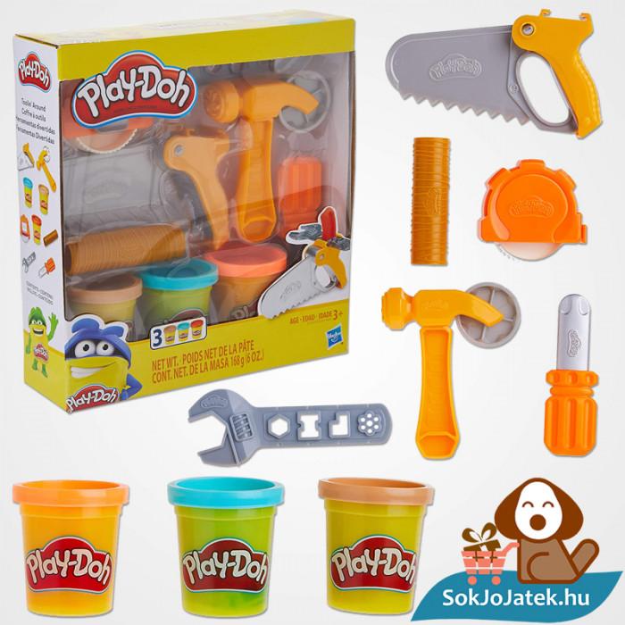Hasbro Play-Doh barkács gyurma szett