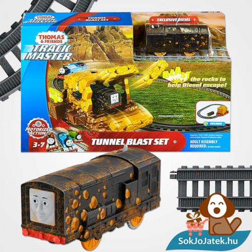 Thomas Trackmaster bányaomlás vonat pálya szett. Fisher-Price 1538694