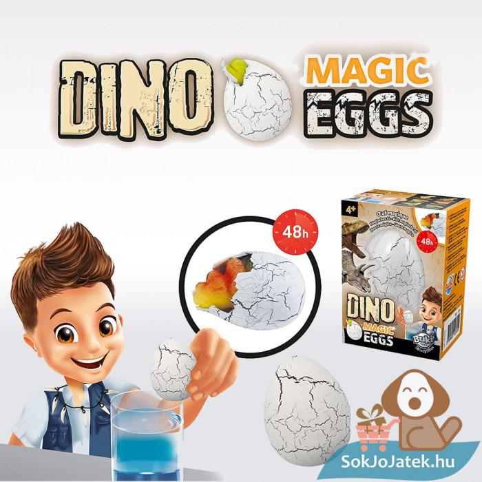Buki márkájú magic egg kísérlet játék