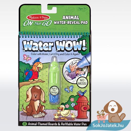 Melissa & Doug: rajzolás vízzel kreatív játék csomagolása